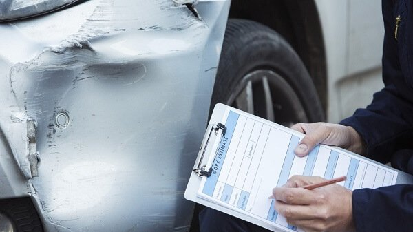 Who pays for car damage in a no-fault state