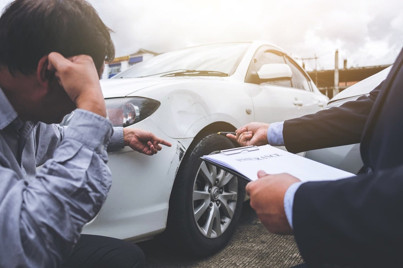 Car Accident and What Is The Claim Process