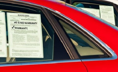 Are aftermarket warranties transferable too