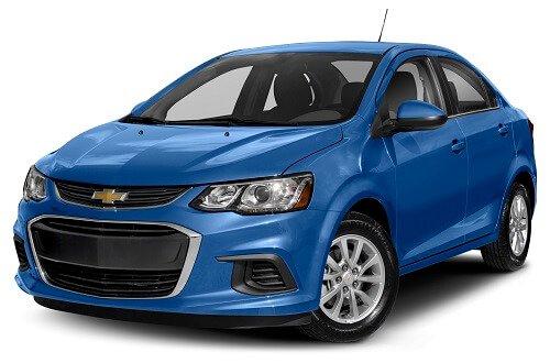 Chevrolet Sonic LS