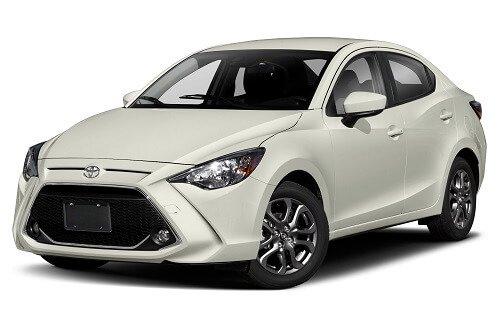 Toyota Yaris Sedan L