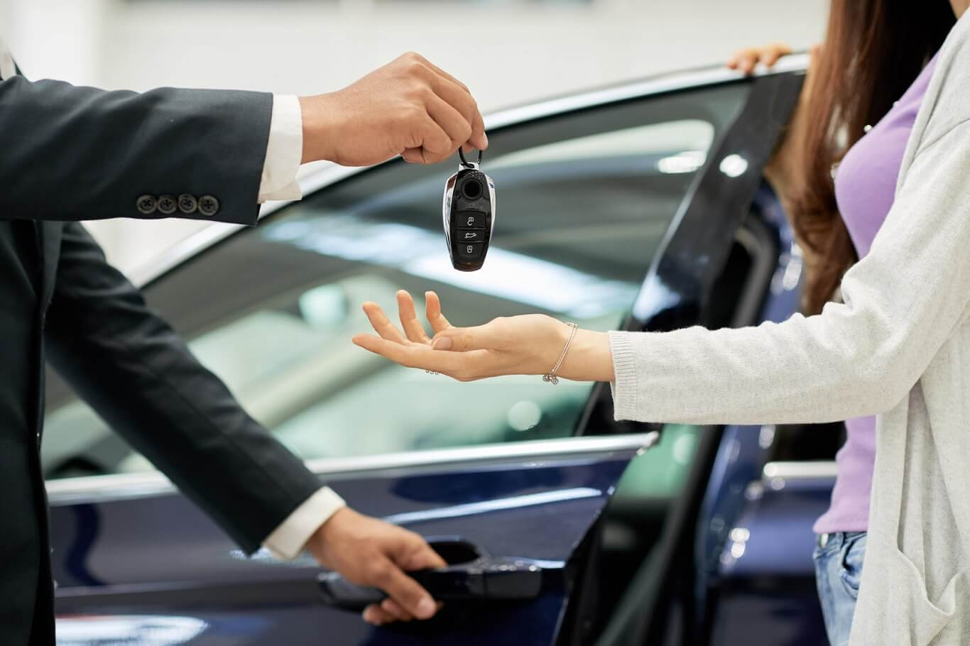 When Buying a Used Car