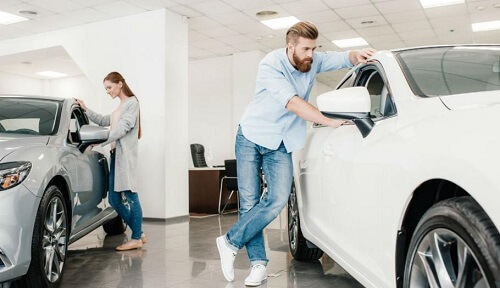 avoid buying a used car