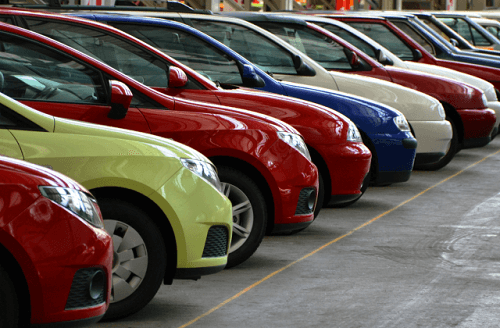 fleet cars that belong to govt