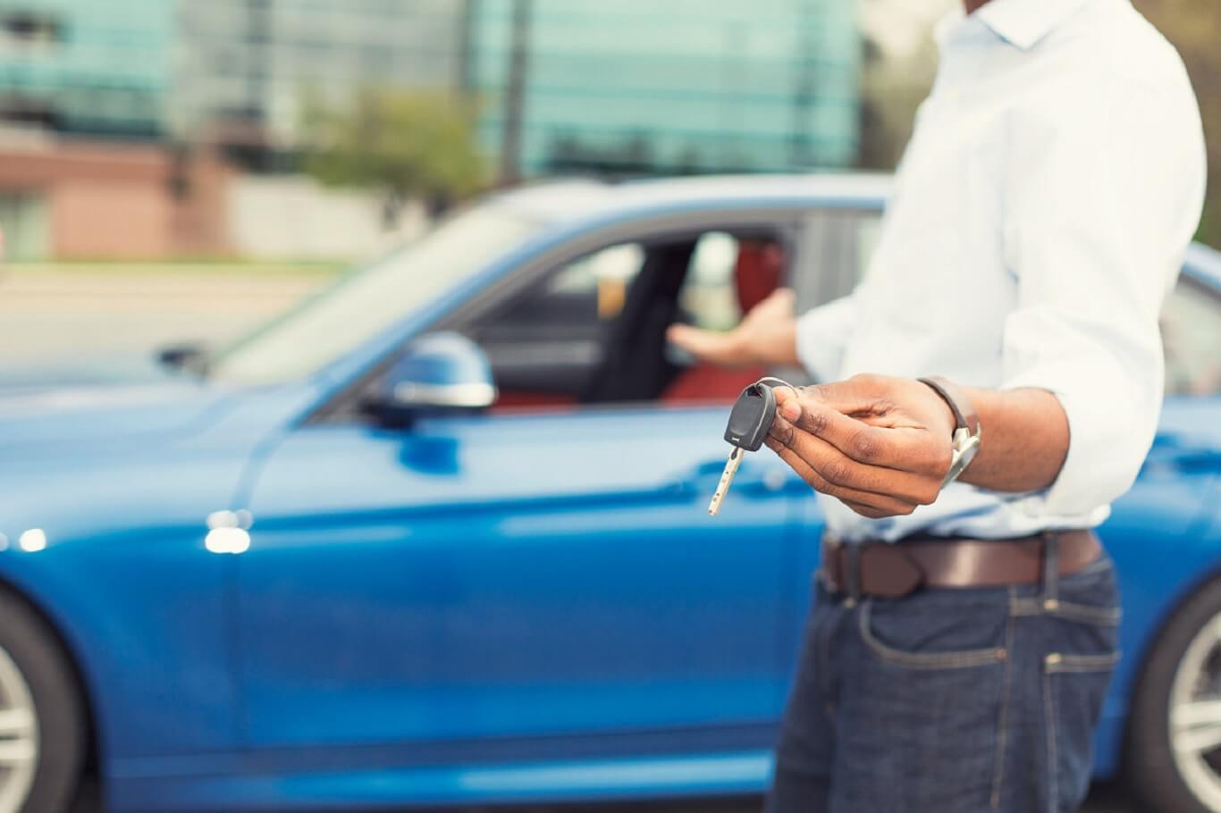 sale car privately