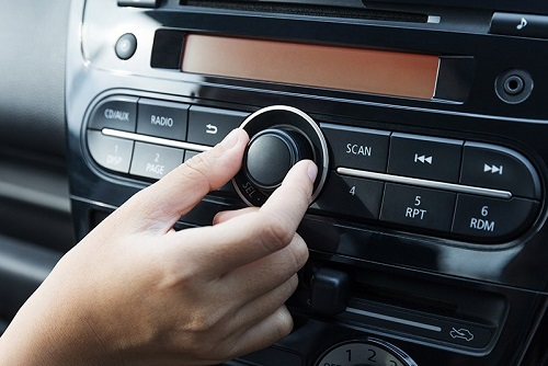 car stereo settings