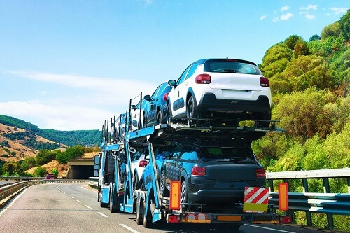 ship your car across country