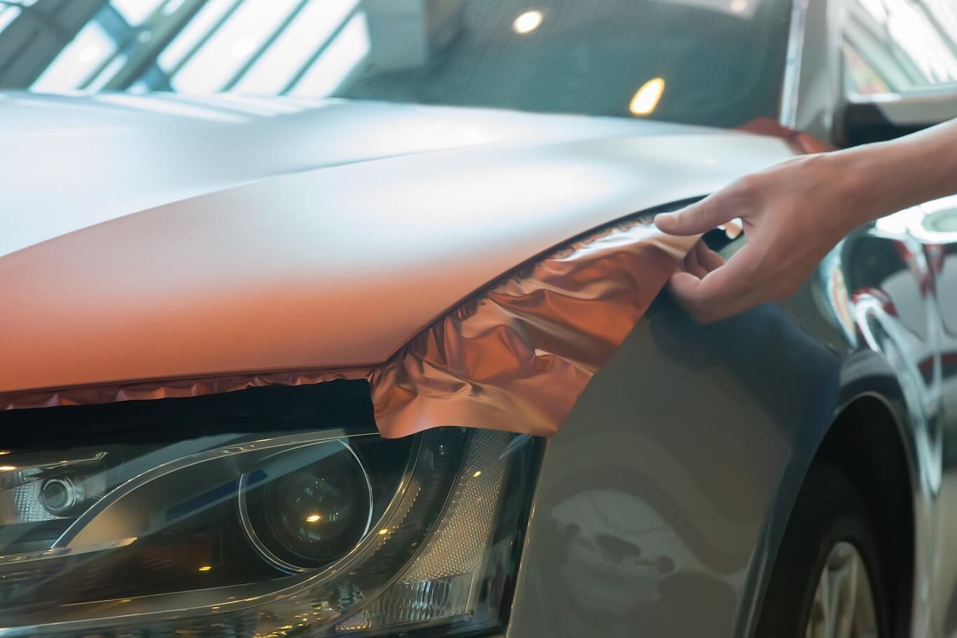 how long does vinyl wrap last on a car
