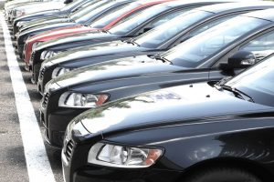 how much is the deposit to rent a car