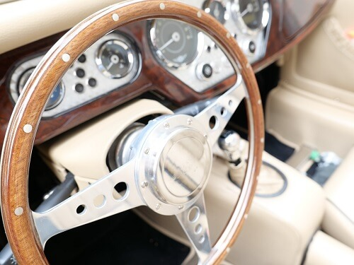 types of classic car insurance