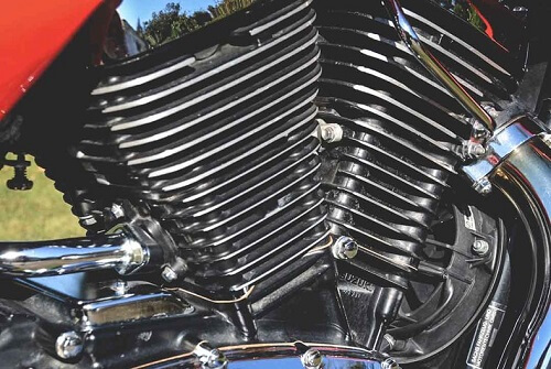 General sizes of motorcycle engines