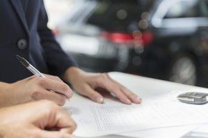 how to break a car lease