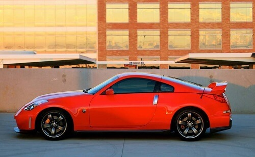 the nissan z series