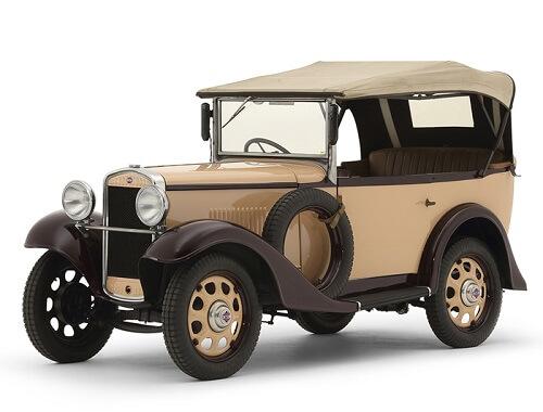 Datsun 11 Phaeton-1932
