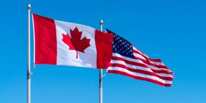 does us car insurance work in canada