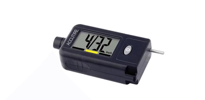 Accutire digital tire pressure gauge