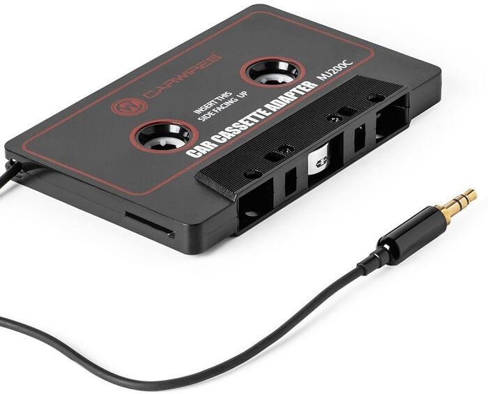 Carwires premium cassette adapter