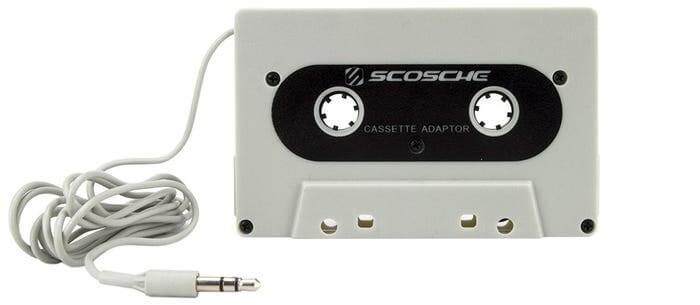 Cassette adapter by Scosche