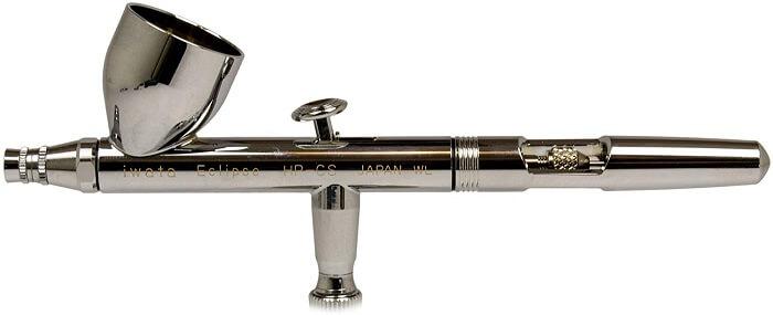 Iwata-Medea Eclipse HP CS Dual Action Airbrush Gun