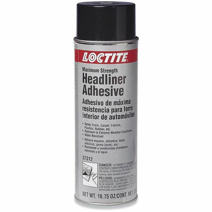Loctite Headliner Adhesive
