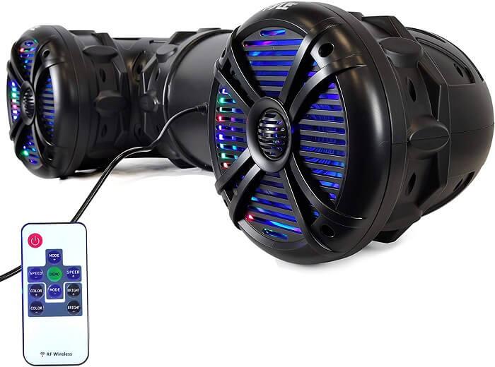 Pyle PLATV550BT Off-Road ATV speaker system