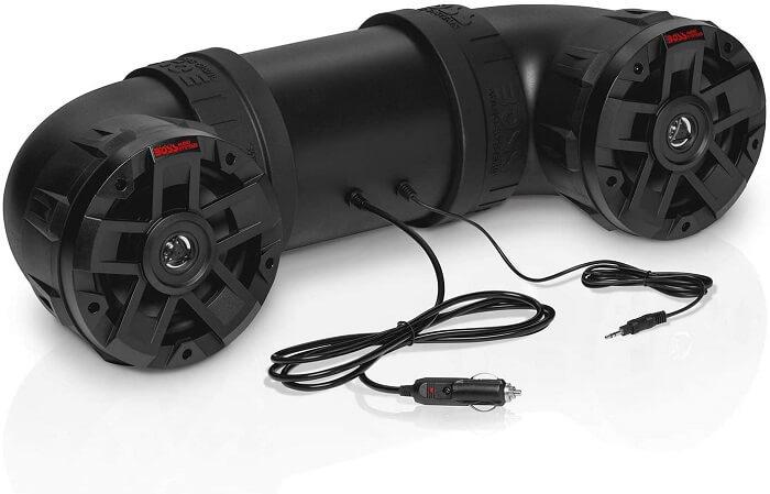 Sound Storm BTB6 Amplified ATV speaker system