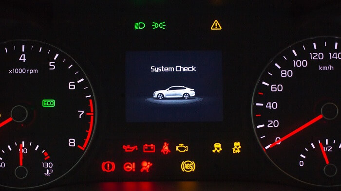 What to do if your car starts beeping service due light