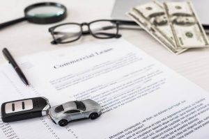 buying a car with a lien