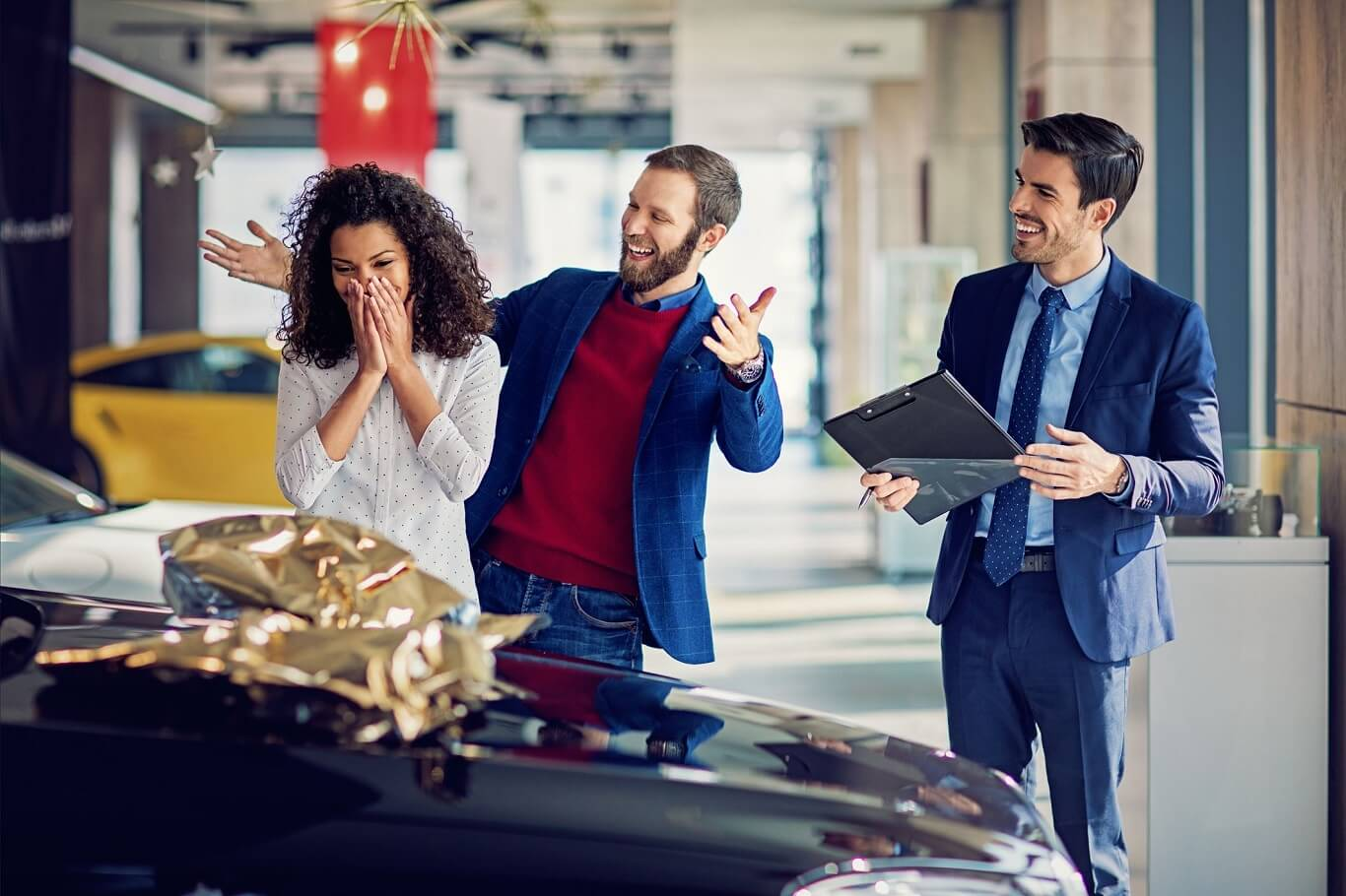 buying a car without a title