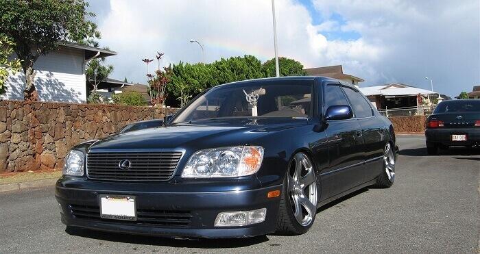 1995-2000 Lexus LS 400