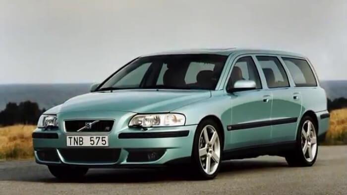 2007 Volvo V70 R