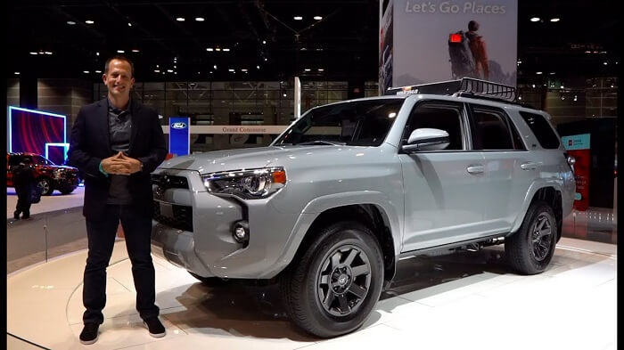 2021 4runner trail edition for gearheads