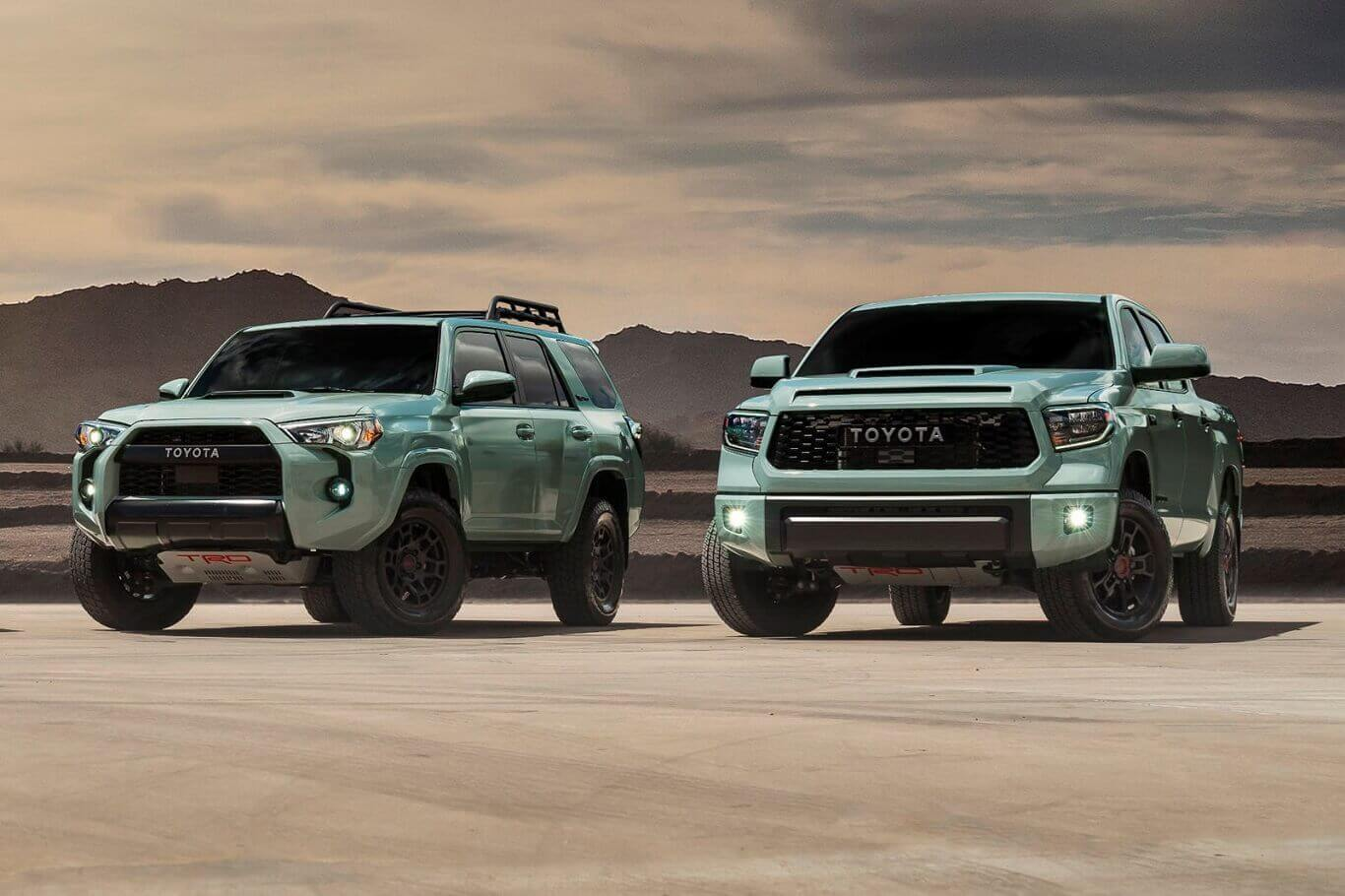 2021 4Runner trail edition