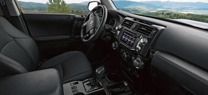 2021-Toyota-4Runner-Interior