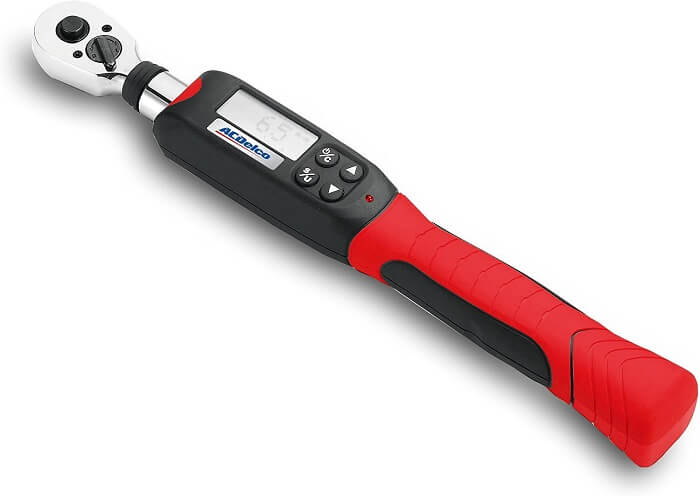 ACDelco ARM601-3 8-inch Digital Torque Wrench