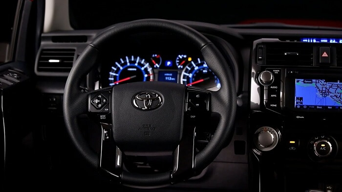 Audio and Connectivity in 2021 4runner Trail Edition