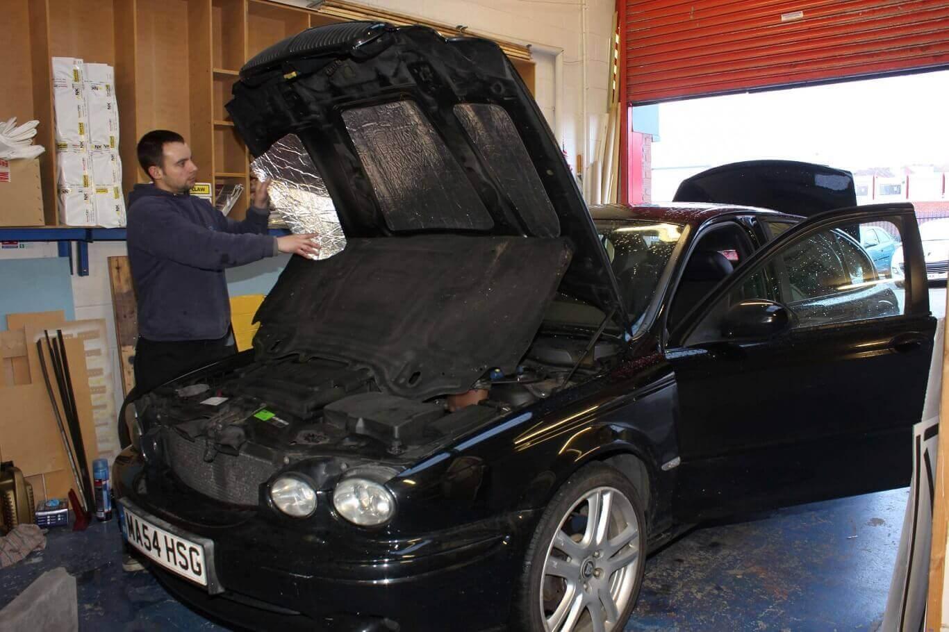 best automotive sound deadening insulation