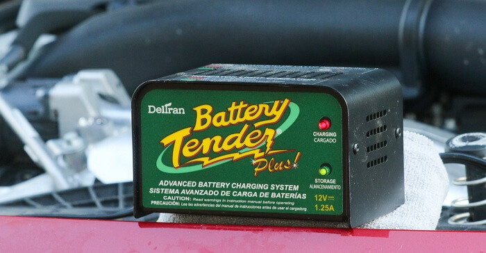 Best for Dependability Deltran Battery Tender