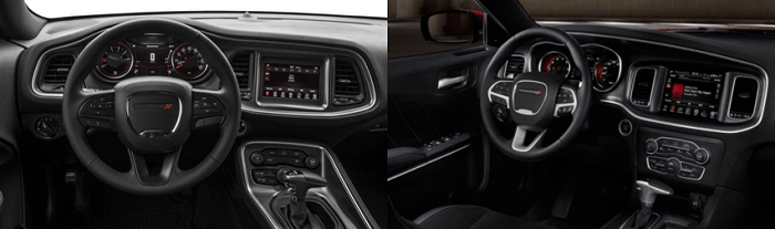 Challenger-vs-Charger-Interior