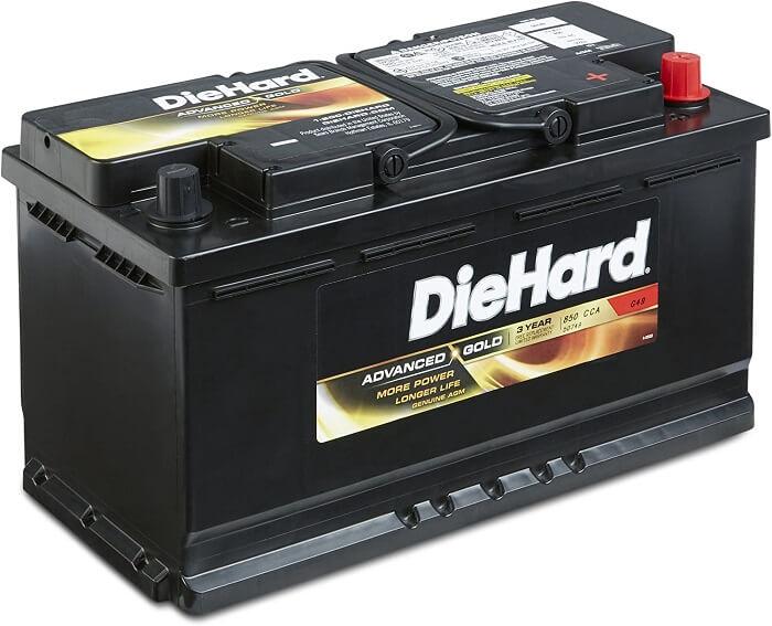 Die-Hard Platinum AGM (370 to 900 CCA)