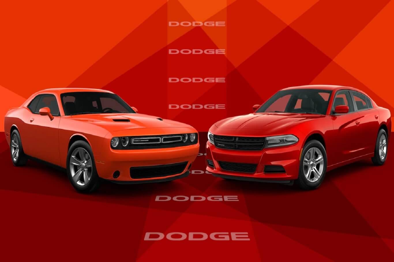 Dodge Charger vs. Challenger