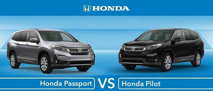 Honda vs. Pilot
