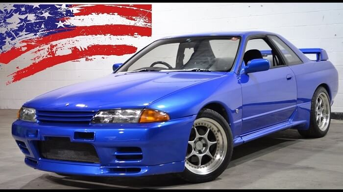 WHY ARE NISSAN SKYLINES ILLEGAL IN THE US