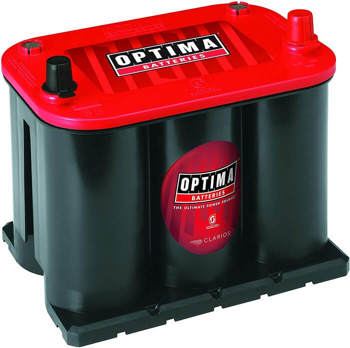 Optima Red Top Batteries (720 to 800 CCA)