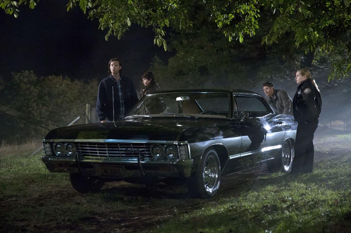 Supernatural cars Facts about Supernatural Impala.