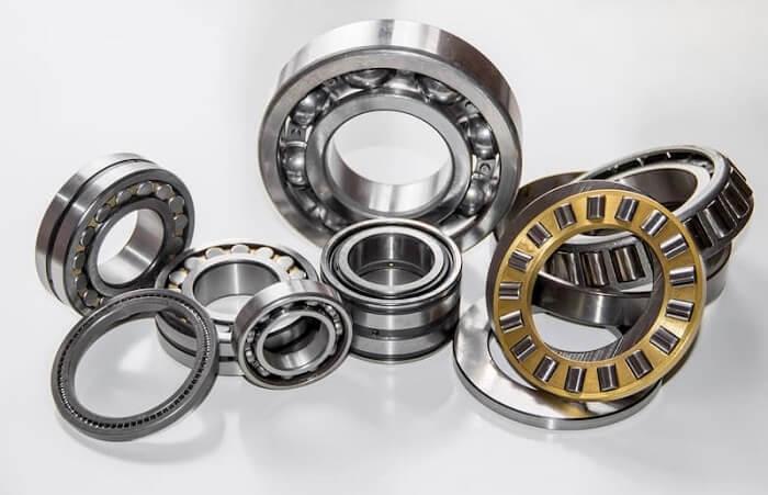 Types of wheel bearing