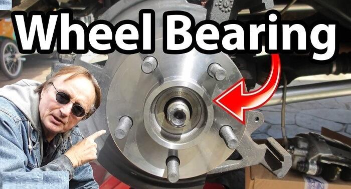 What are wheel bearings