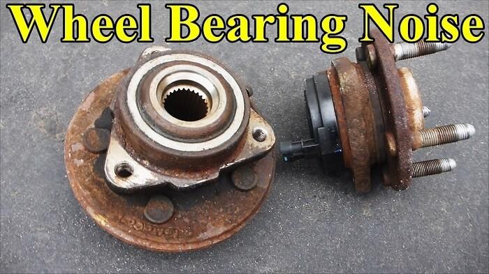 When do you need to replace wheel bearing