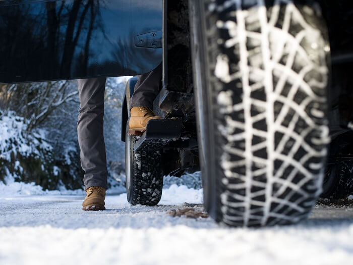 Why Invest in All-Season Tires