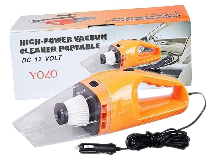 Yozo Chesssmat Handheld Car Vacuum Cleaner.